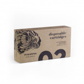 Piranha Round Liner Cartridges (20 Per Box)